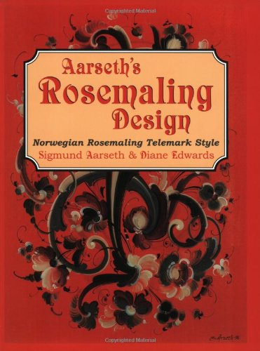 Aarseth's Rosemaling Design