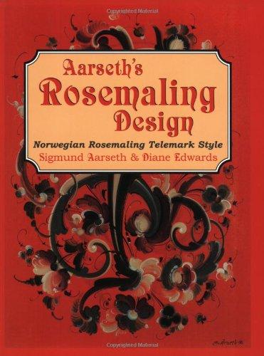 Aarseth's Rosemaling Design