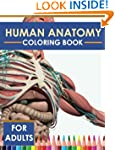 HUMAN Anatomy Coloring book: The best...