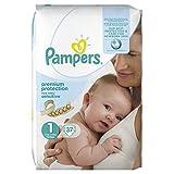 Pampers New Baby Sensitive Schicht für Kleinkinder von 2-5kg Größe