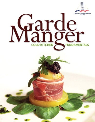 Garde Manger: Cold Kitchen Fundamentals Plus 2012 MyCulinaryLab with Pearson eText - Access Card Package