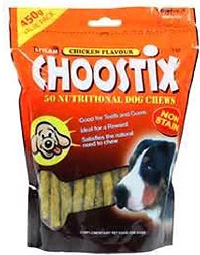 Choostix Chicken Dog Treat, 450g low price