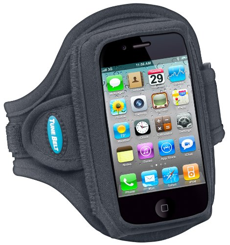 Tune Belt Sport Armband for iPhone 4 / 4S and More (Fits iPhone 3G / 3GS / 2G / 1G, Blackberry Bold / Curve / Storm and many more)
