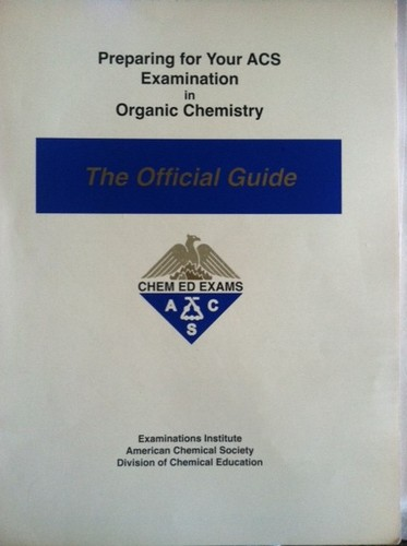 Acs chemistry study guide