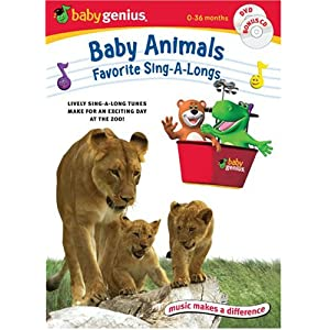 Baby Animals: Favorite Sing-A-Longs movie