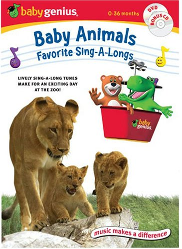 Baby Animals: Favorite Sing-A-LongsBaby Animals: Favorite Sing-A-Longs