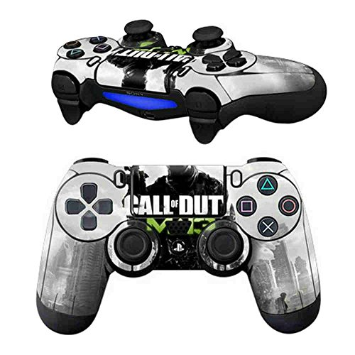 Mod Freakz PS4 Controller Pair of Vinyl Skins Decals MW3 City Military (Modern Controller compare prices)