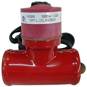 "2/"" Radiator Hose Lower Coolant Hose Heater 2/"" Heater 120V 600W NEW"