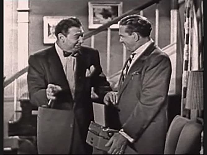 The George Burns and Gracie Allen Show Season 1 Episode 24