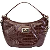 Old Glory Paris Hilton Handbags - Bon-Ton Brown Handbag Brown