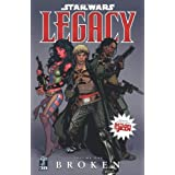 Star Wars: Legacy Volume 1 Brokenby Jan Duursema