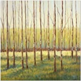 SMART ART - 'Grove of Trees' by Libby Smart - Fine Art Print 12x12 inches