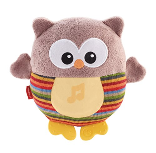 Fisher-Price Soothe and Glow Owl, Brown