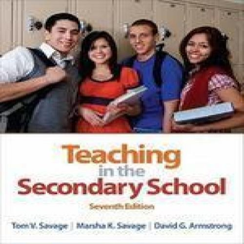 Teaching in the Secondary School (Teaching in the...