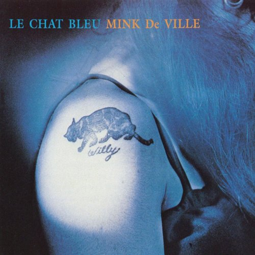 Mink DeVille Le Chat Bleu album cover