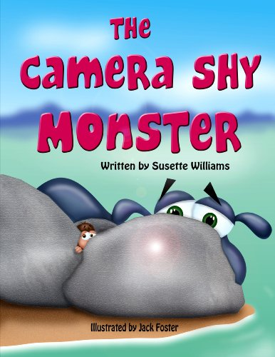 Free Kindle Book : The Camera Shy Monster: (Picture Books, Early Readers)