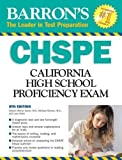 img - for Barron's CHSPE: California High School Proficiency Exam by Green M.A., Sharon Weiner, Siemon, Michael, Green, Lexy (2012) Paperback book / textbook / text book