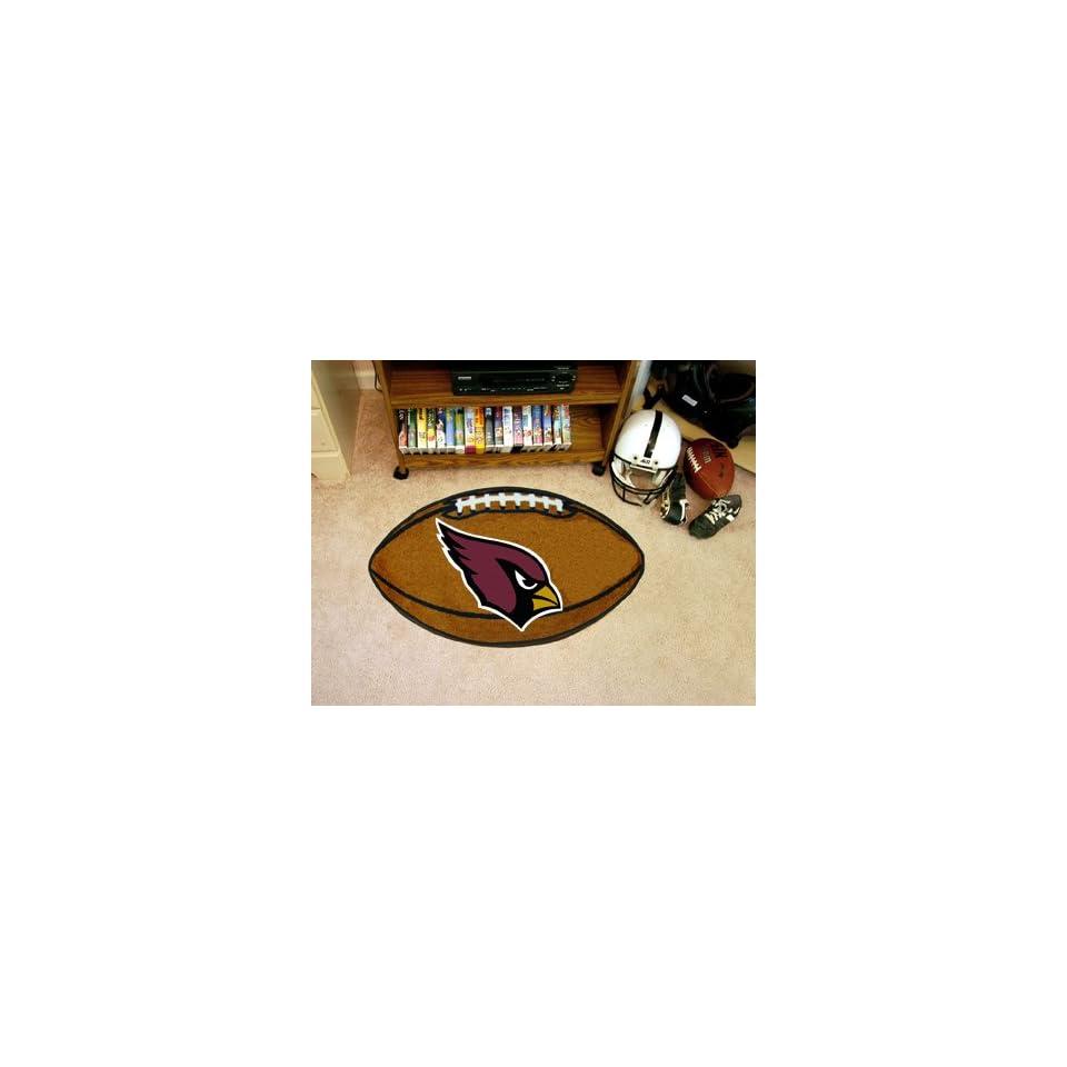 NFL   Arizona Cardinals Arizona Cardinals   Football Mat