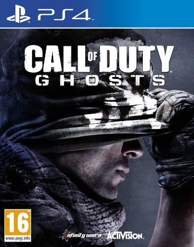 Call of Duty (COD): Ghosts (PS4)