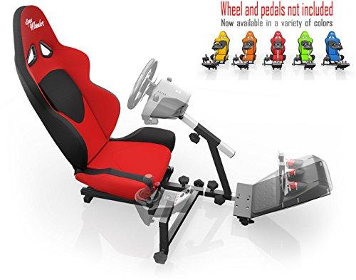 Openwheeler racing seat review the xbox racing pro for Sillas para jugar xbox