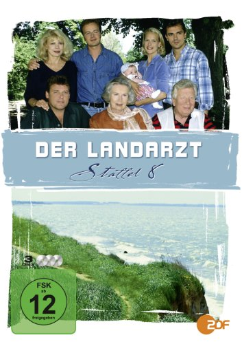 Der Landarzt - Staffel 8 (Jumbo Amaray - 3 DVDs)