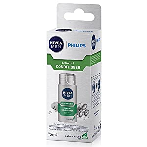 Philips Nivea For Men HS800/04 Anti-Irritation Shaving Conditioner (Refill Can) (Pack of 3)
