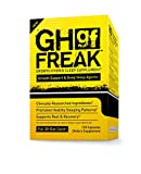 Pharmafreak GH Freak - Growth Hybrid Sleep Supplement - 148 Capsules - Top Rated Bodybuilding Recovery Supplement - Build Muscle and Recover Faster w/ Healthy Sleeping Patterns.