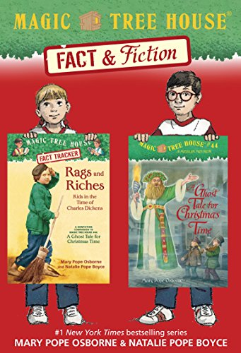Mary Pope Osborne - Magic Tree House Fact & Fiction: Charles Dickens (A Stepping Stone Book(TM))