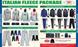 Anaconda Sports® Italian Fleece Basketball Team Package (Call 1-800-234-2775 to order)
