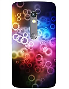 Doyen Creations Printed Back Cover For Moto X Style