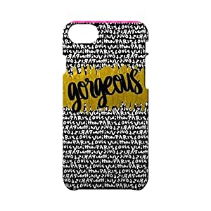 G-STAR Designer Printed Back case cover for Apple Iphone 7 - G2406