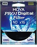 Hoya 55mm Pro-1 Digital ND16 Screw-in Filter