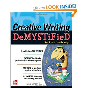 Image: Cover of Creative Writing Demystified