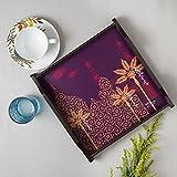 Arabian Enamor Tray