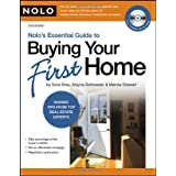 Nolo's Essential Guide to Buying Your First Home (book with CD-Rom & Audio) ~ Marcia Stewart
