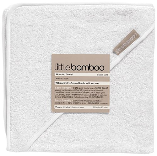 Little Bamboo - Hooded Towel