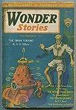 [Pulp magazine]: Wonder Stories -- March 1931, Volume 2, Number 10