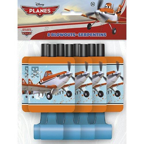 Disney Planes Blowouts [8 Per Pack]