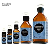 Cleaning Synergy Blend 100% Pure Essential Oil (Lavender, Lemongrass, Rosemary and Tea Tree) by Edens Garden- 30 ml