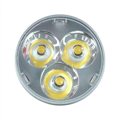 Thg 4W Cool Day White 100-240V Led Energy Saving Bulbs Gu10 (Pack Of 16)