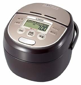 TIGER 圧力IH炊飯ジャー 炊きたて (1升炊き) ブラウン  JKP-H180-T