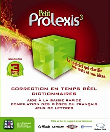 Petit ProLexis 3.0