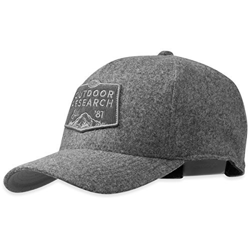 outdoor-research-bowser-cap-charcoal-one-size