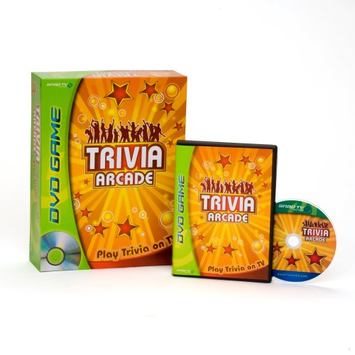 Buy Trivia Arcade DVD Game