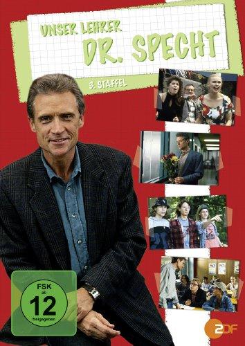 Unser Lehrer Dr. Specht - Staffel 3 [4 DVDs]