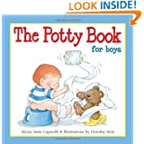 The Potty Book: For Boys