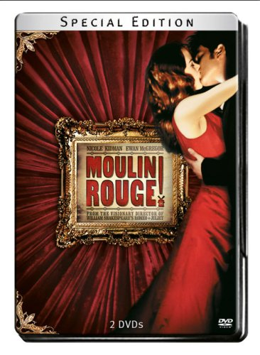 Moulin Rouge (Steelbook) [Special Edition] [2 DVDs]