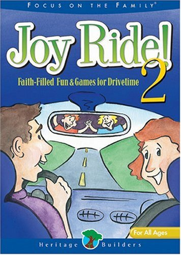 Joy Ride! : Faith-Filled Fun & Games for Drivetime, JACQUELINE LEDERMAN