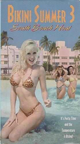 Bikini Summer 3:South Beach Heat [VHS]