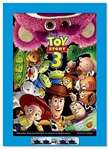 Disney 204 piece jigsaw puzzle Petit Toy Story 3 puzzle + frame set 98-634 (japan import)